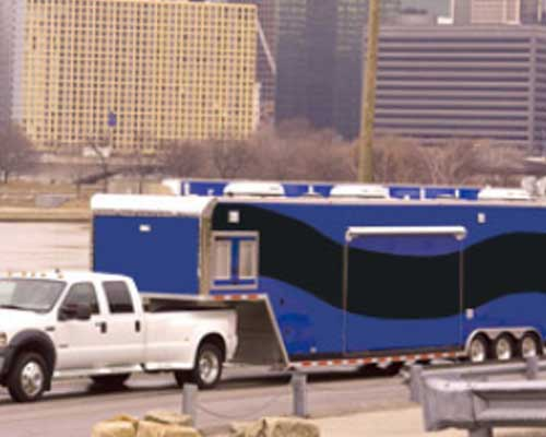 MOBILE EMERGENCY ROOMS